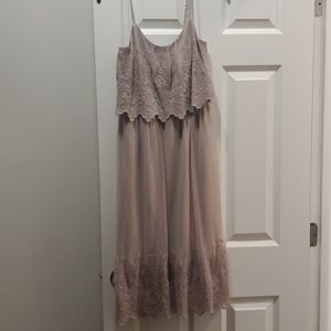 Maurices lace dress